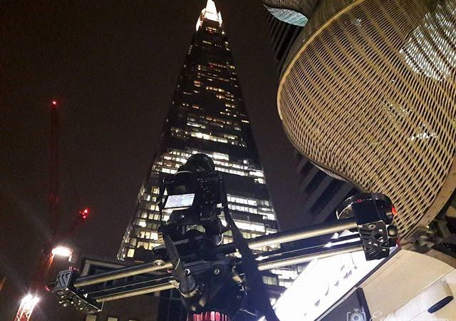 Instagram Post – So exciting to shoot our first wedding at #theshard this week ???? #weddingfilm #ifootage #slider #london #love #sony #teamalpha #shangrilalondon