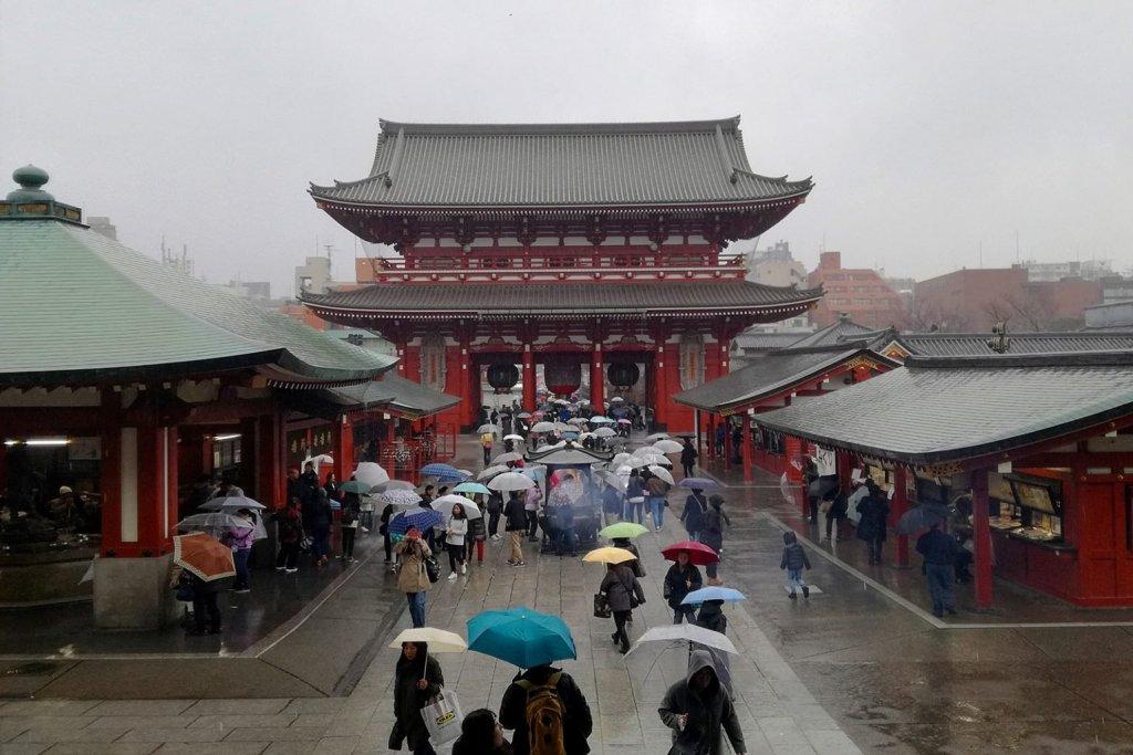 Senso-ji - Tokyo - Giappone