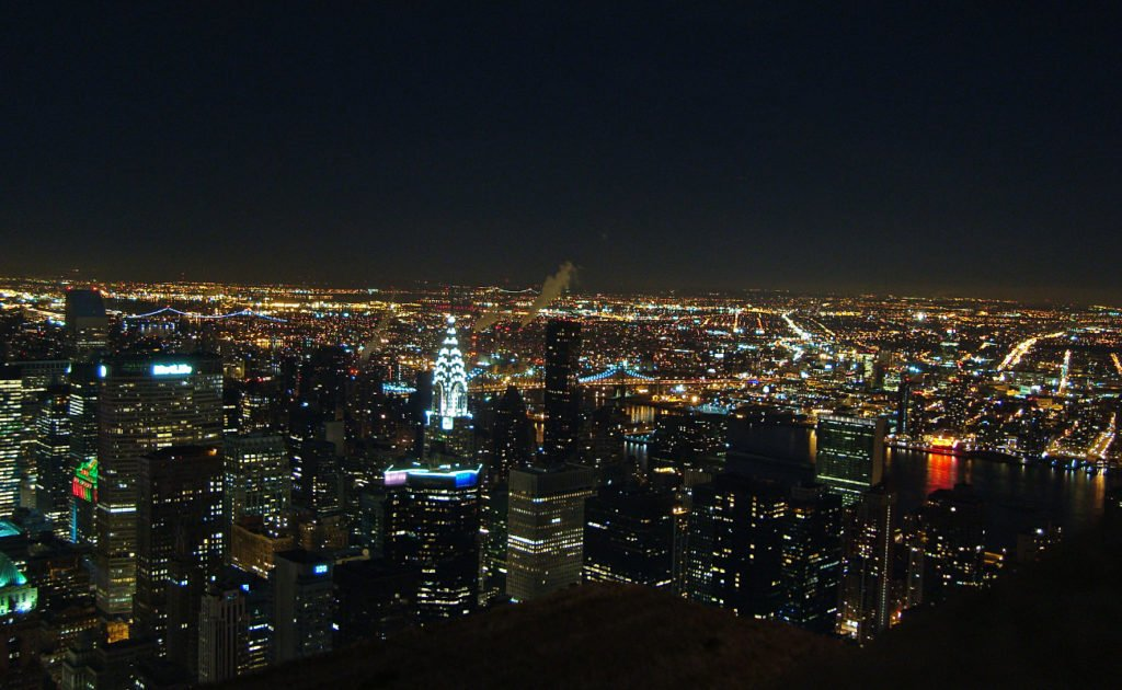 New-York-veduta-da-Empire-State-Building-USA-America