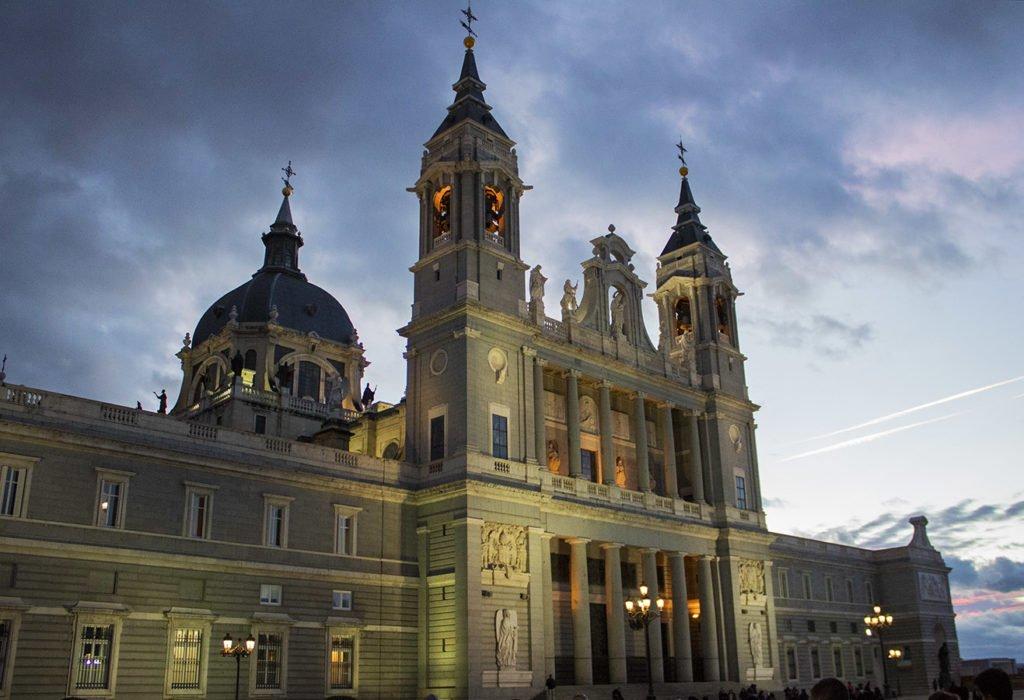 Cattedrale Almudena-Almudena-Madrid-Spagna-Spain