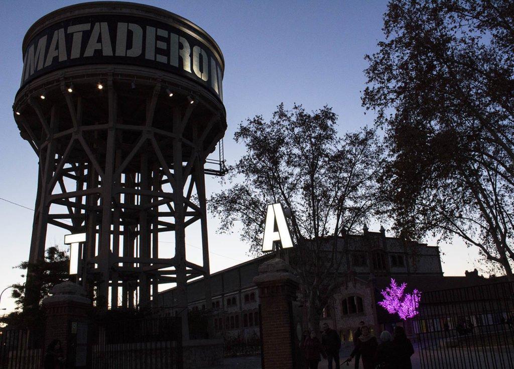 Matadero-centro culturale-esterno-Madrid-Spagna-Spain