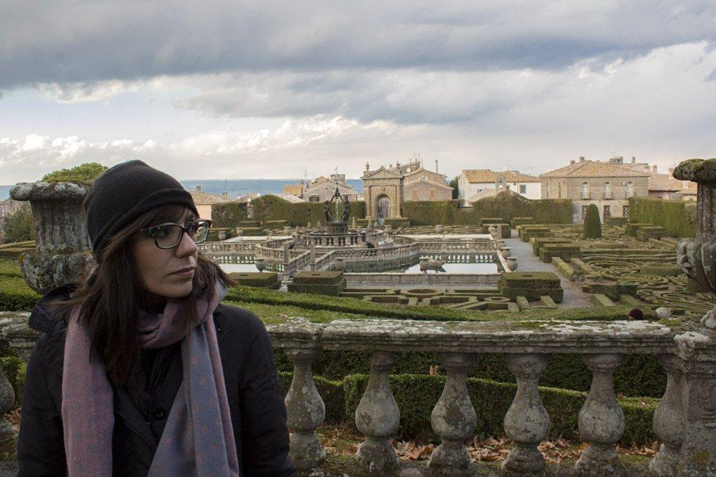 Villa-Lante-giardini-all-italiana-Tuscia-weekend nel Lazio-Italia-Italy-io