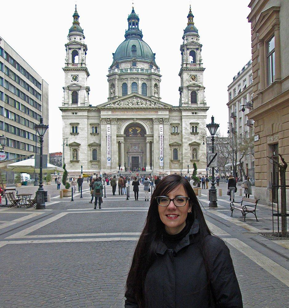 Chiesa Santo Stefano-Pest-Budapest-Ungheria-Hungary-Europa