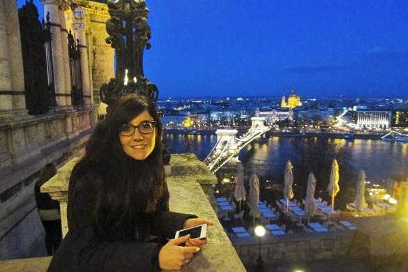 Panorama-castello di Buda-Buda-Budapest-Ungheria-Hungary