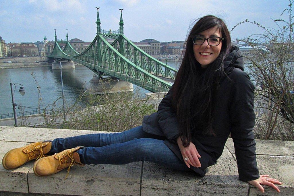 Ponte della libertà-Pest-Budapest-Ungheria-Hungary-Europa