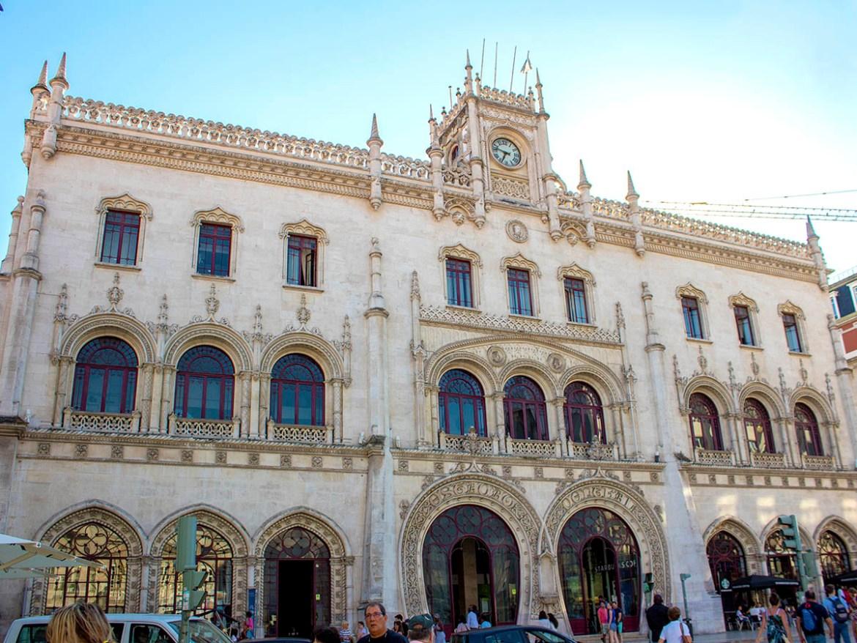 stazione centrale-Lisbona-lisbon-Portogallo-Europe-Europa