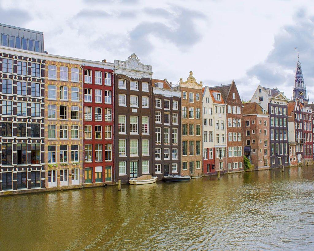 Case Amsterdam-Amsterdam-Olanda-Holland-Netherlands-Paesi Bassi-Europa-Europe