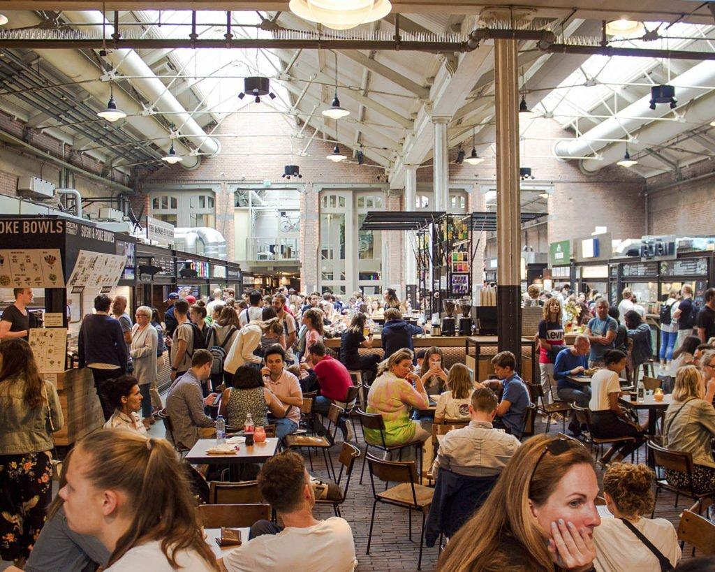 Food Hallen-Hallen Amsterdam-Amsterdam-Olanda-Holland-Netherlands-Paesi Bassi-Europa-Europe