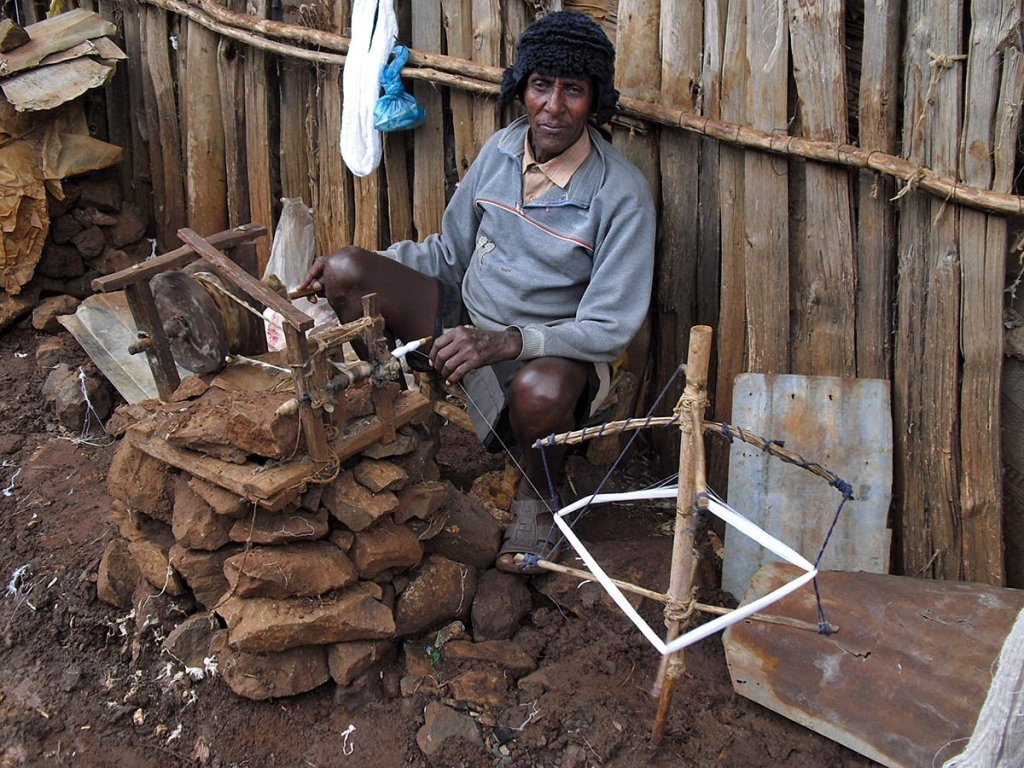 filatura-o-Etiopia-carcere etiope-Ethiopia-Africa