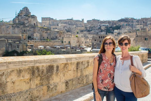 passeggiando sui sassi di matera-Sasso caveoso-sassi di Matera-Matera-Basilicata-Italia