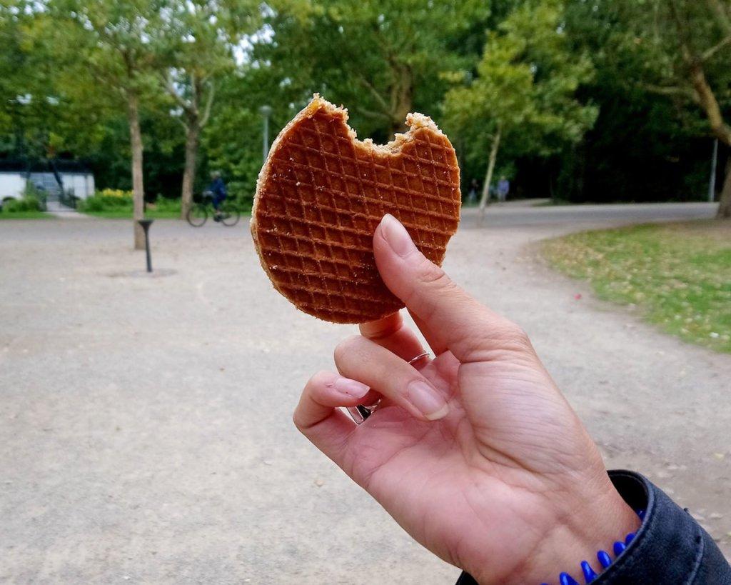 Stroopwafels-dolci olandese-biscotti olandesi-dove mangiare ad Amsterdam