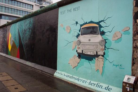 East side gallery-muro di Berlino-Berlino-Germania-Berlin-Europa-Europe