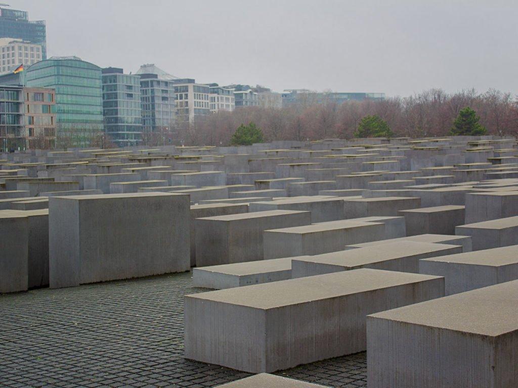 memoriale olocausto-Berlino-Germania-Berlin-Europa-Europe