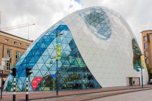the blob eindhoven-Eindhoven-deisng eindhoven-Europa-Olanda-Holland