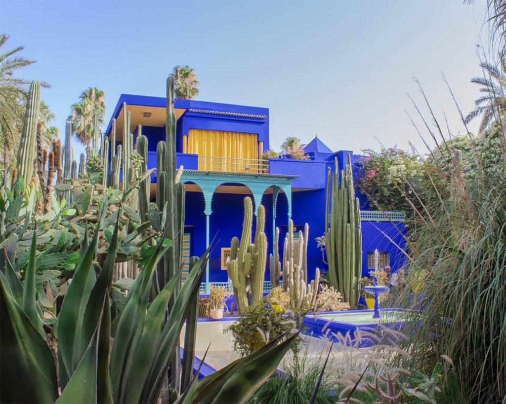 jardin-majorelle-Marrakech-Marocco-Africa