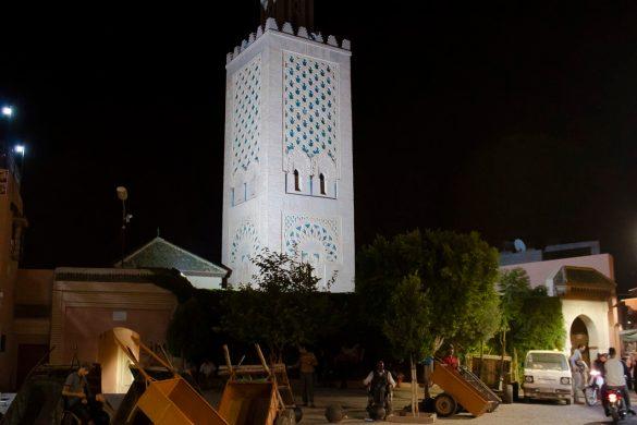 moschea-marrakech medina-Marrakech-Marocco-Africa