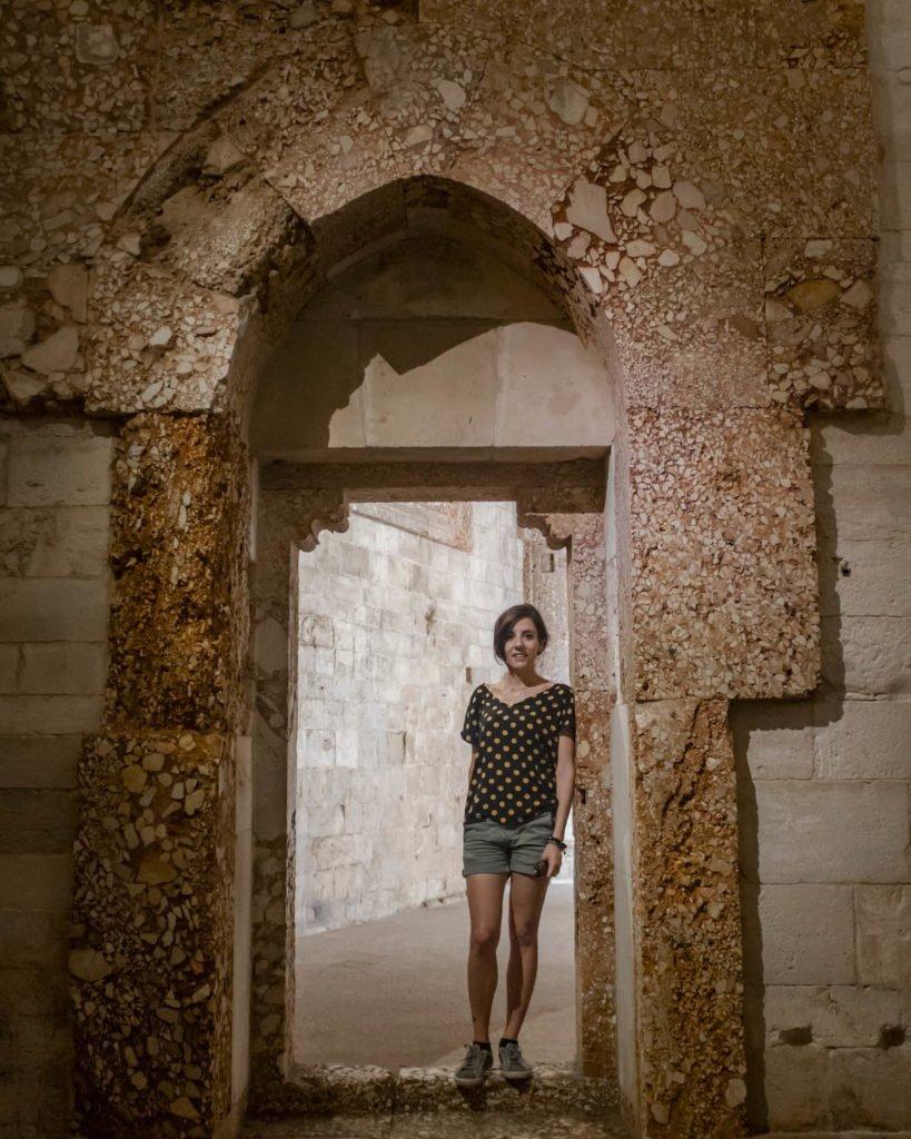 porte interne-castel del monte-puglia