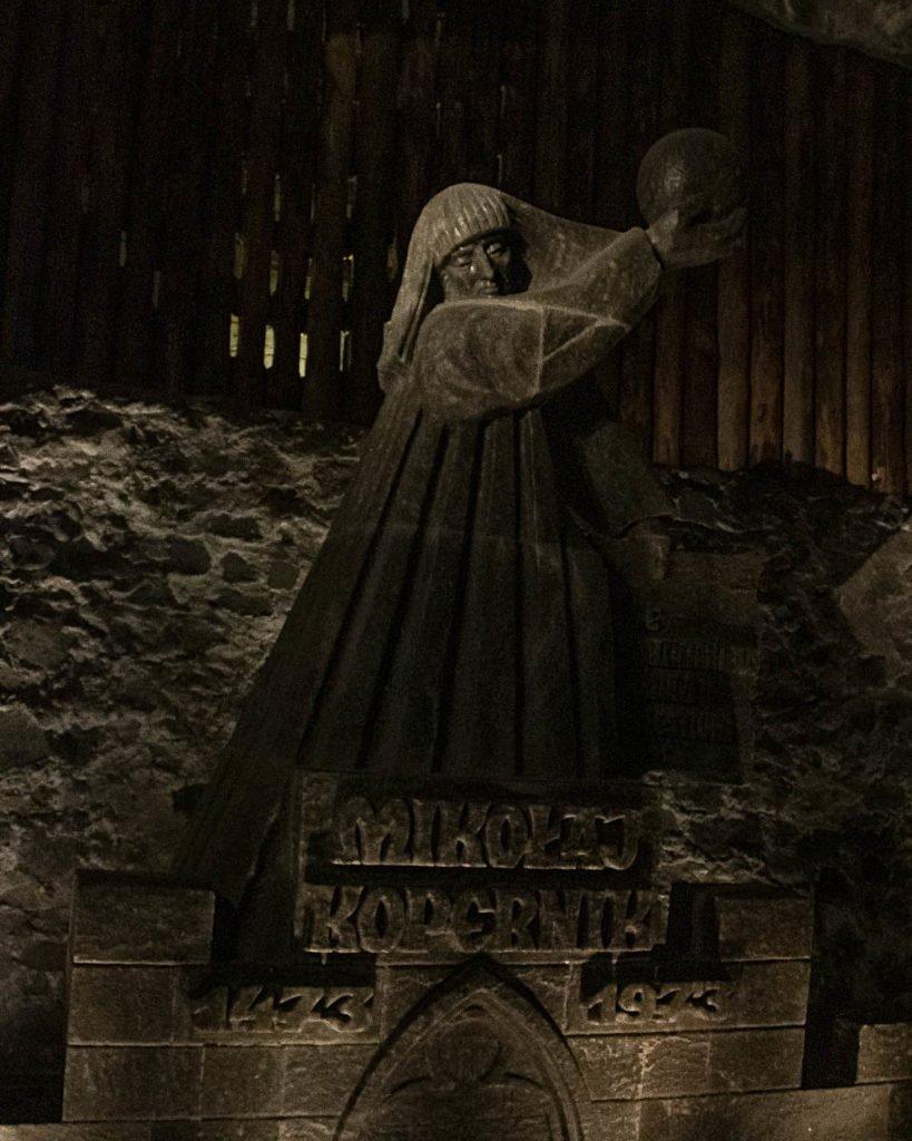 statue-sale-miniere-craocovia-miniere-di-sale-cracovia-polonia-Poland-Krakow