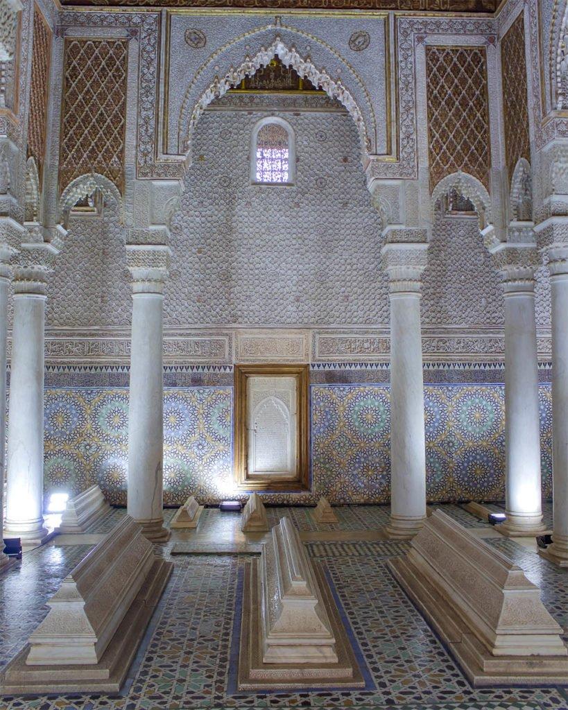 tombe-saadine-Marrakech-Marocco-Africa