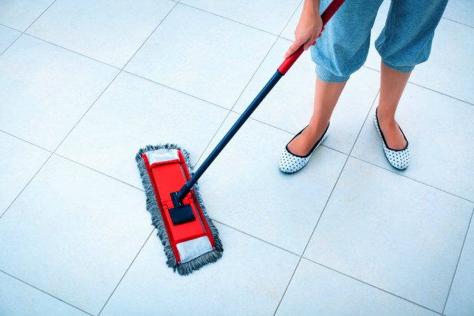 What Do You Mop Tile Floors With Wikizie