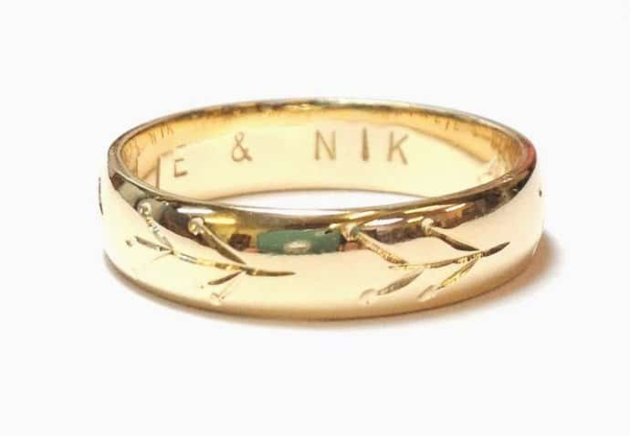 Make Your Own Wedding Rings Elizabeth Anne Norris