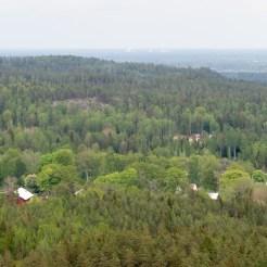 Utsikt från Ullaviklint