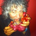 Flaming Lips Wayne eats heart