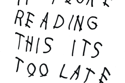 Drake – If You're Reading This It's Too Late Review