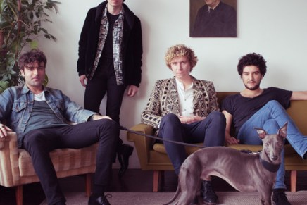 The Kooks Announce Spring 2015 Tour Dates
