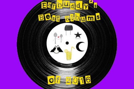 Earbuddy's Best Albums of 2016: The Top Ten