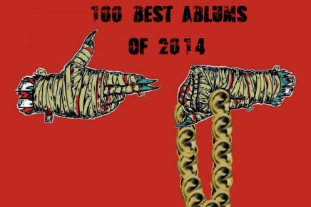 Earbuddy's Best Albums of 2014: 20 – 11