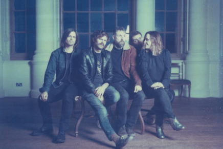 Slowdive Announce 2017 North American Tour Dates