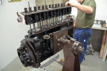 TC21 engine assembly