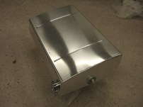 New aluminium fuel tank