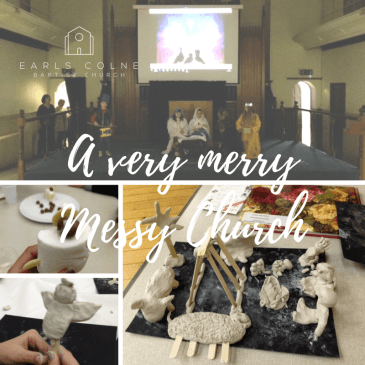 A Merry Messy Church