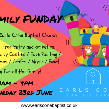 One month to go till the Free Fun Day!