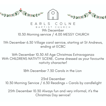 Christmas @ ECBC