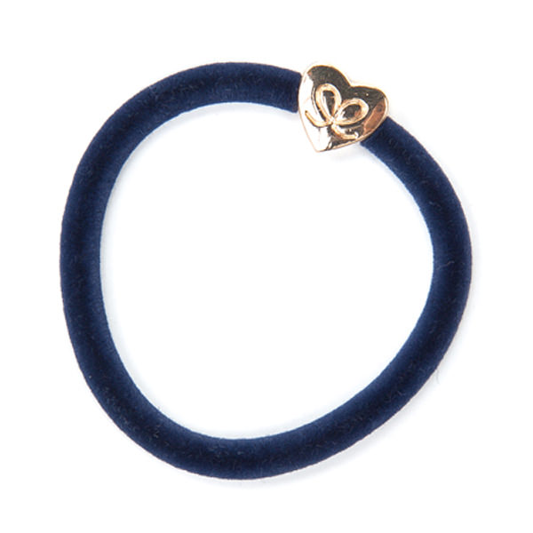 earlybirdfashion-Velvet-Gold-Heart-Navy-ByEloise