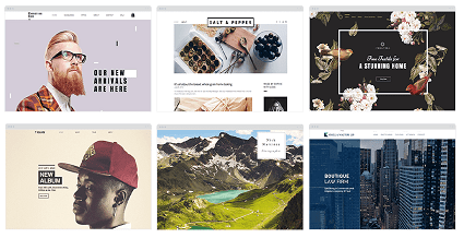 see wix e commerce website templates