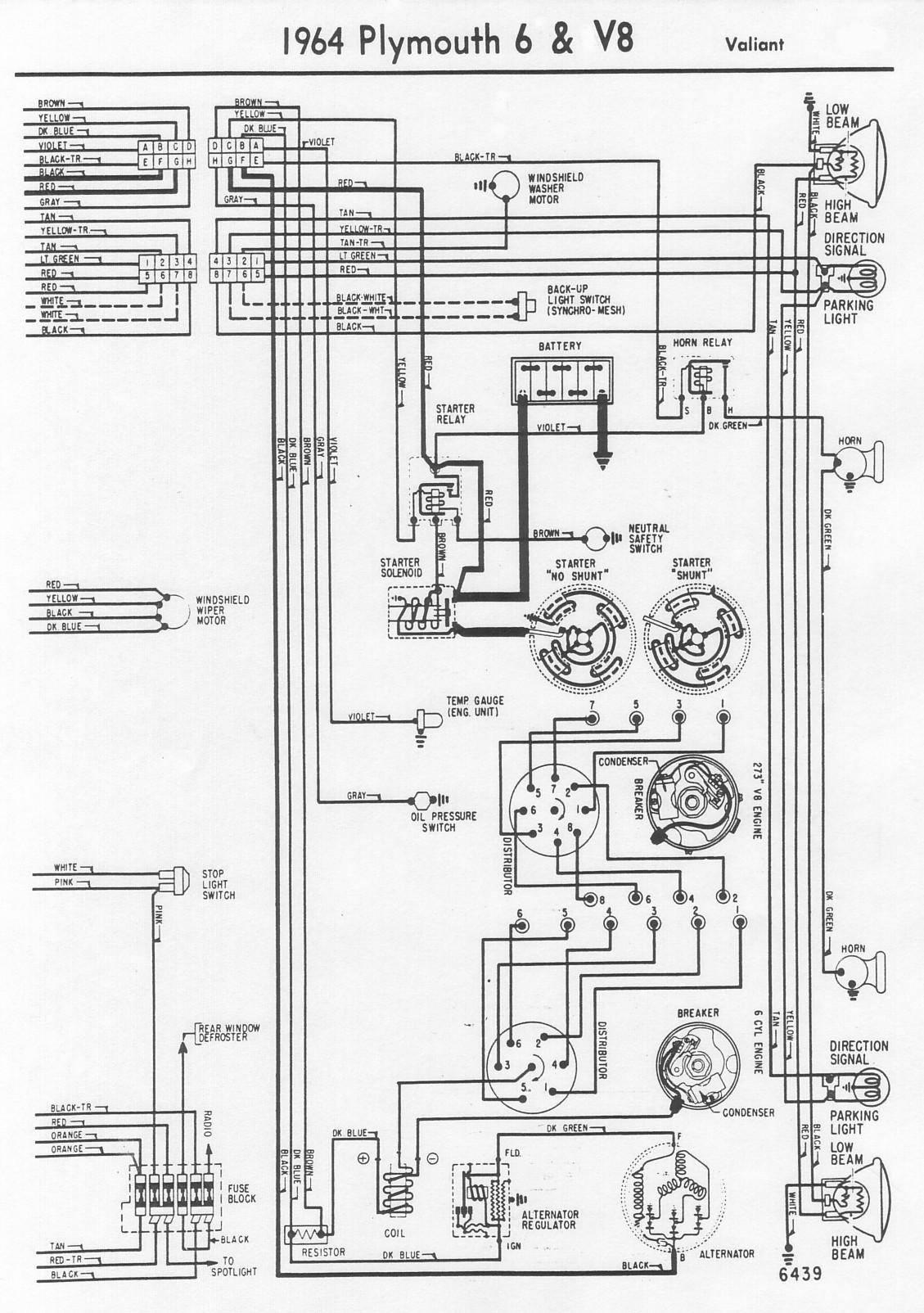 Early Ford Alternator Wiring Diagram