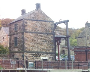 Elsecar's Great Engine - Newcomen beam engine