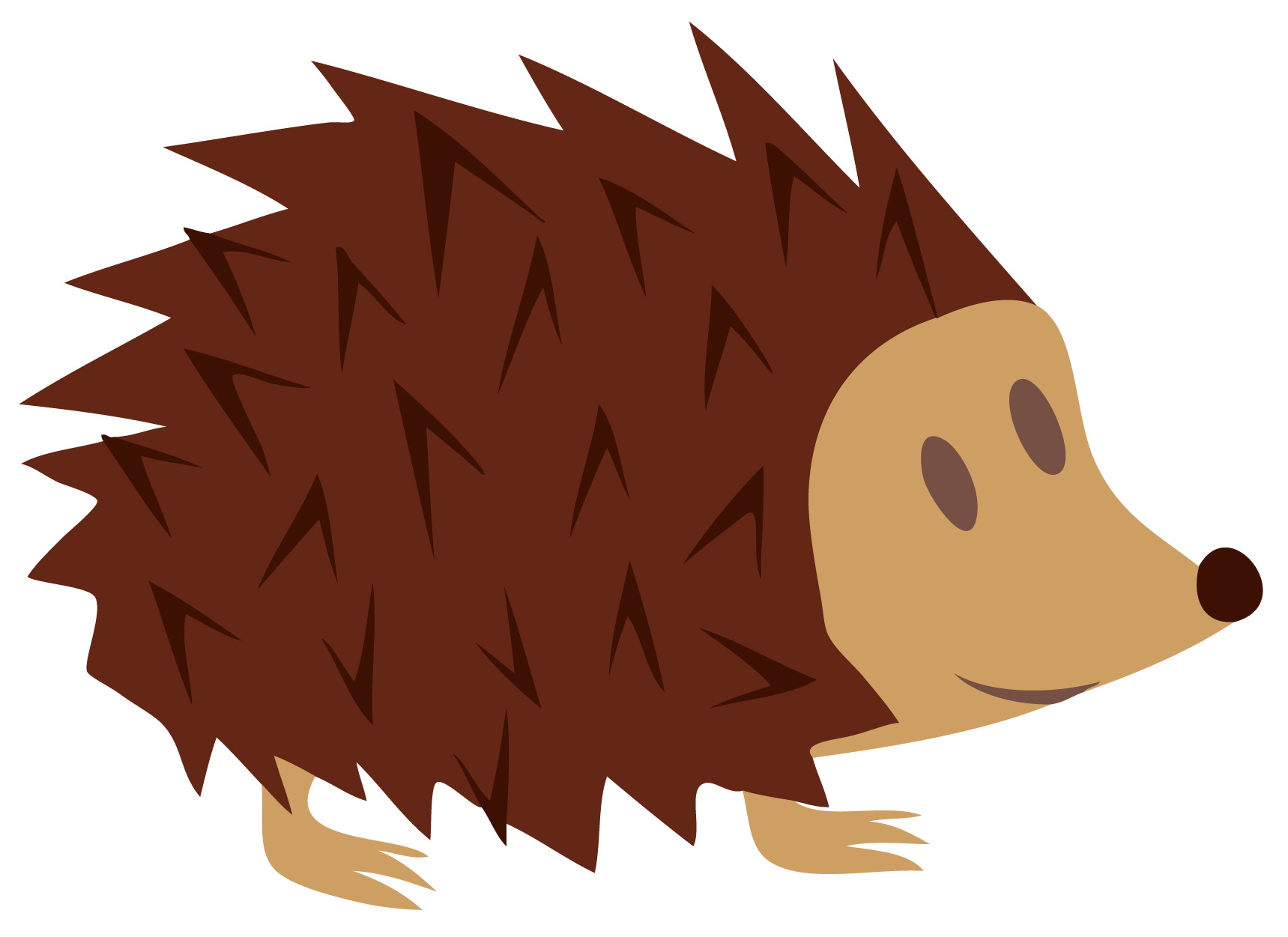 Early Learning Resources Hedgehog