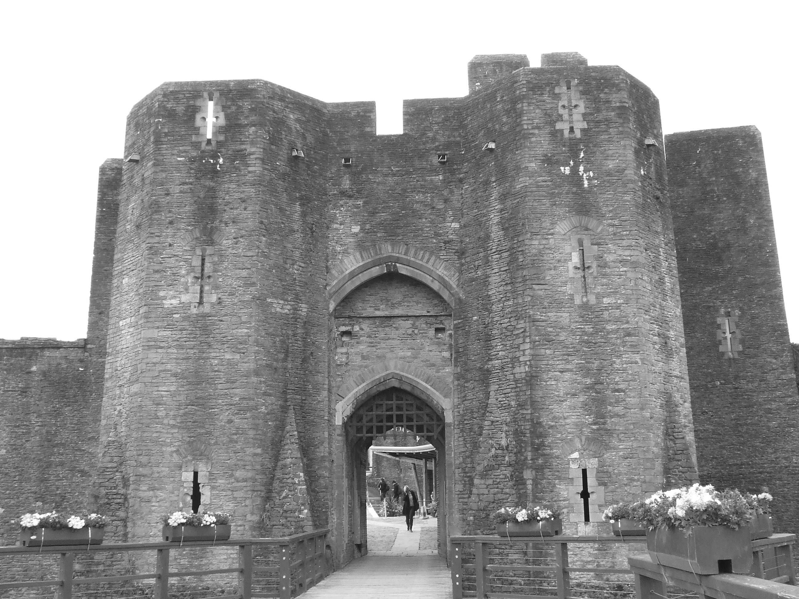 Early Learning Resources Castle Entrance