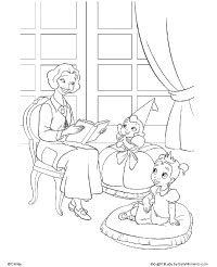 free printable the princess and the frog coloring pages