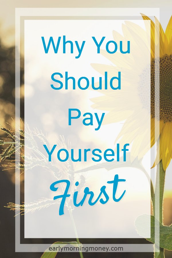 Tired of living paycheck to paycheck? Me, too. Here's the simple solution -- you've got to pay yourself first! Find out how... read more.