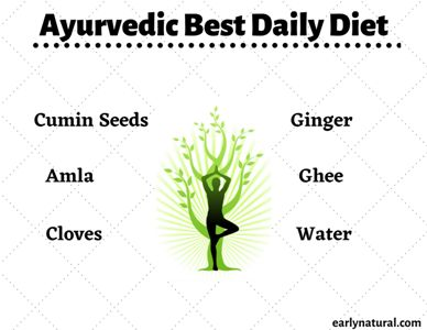 Ayurvedic Diet- Add this in Your Daily Diet