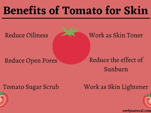 How to Use Tomato for Skin Care?