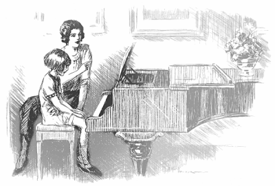 public domain image of music