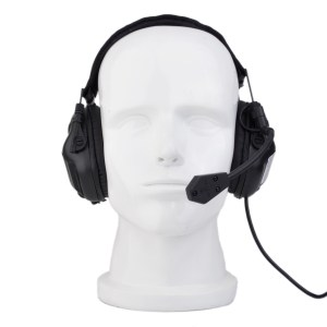 EARMOR M32H MOD3 Headset for Fast Helmet – Foliage Green