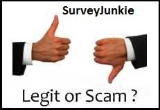 SurveyJunkie Scam Or Legit